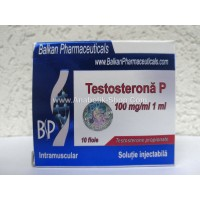 Testosterone Propionate Balkan Pharmaceuticals