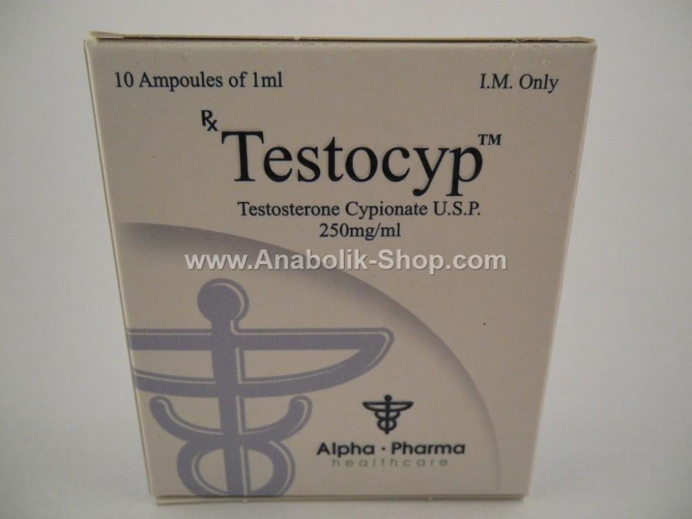 Testacyp 100 mg k type