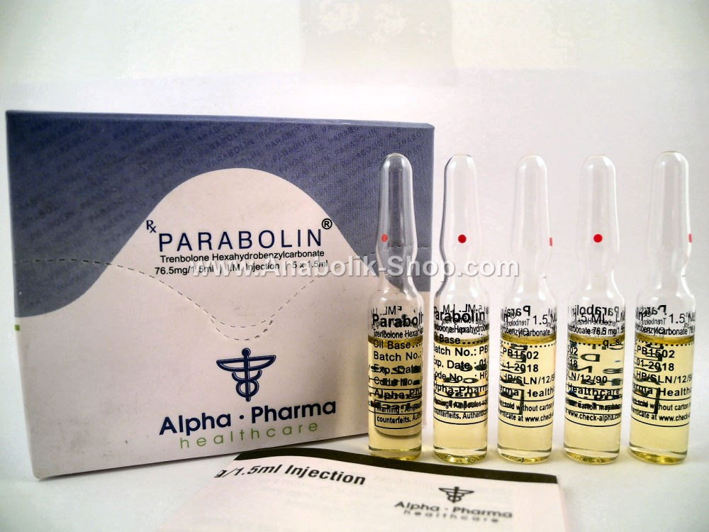 Parabolin Alpha Pharma