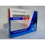 Oxandrolon Balkan Pharmaceuticals 100 tablets