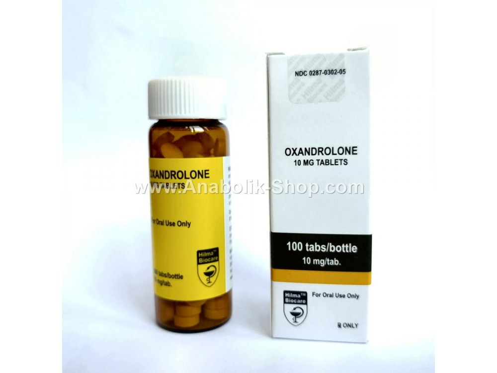 Oxandrolone Hilma Biocare