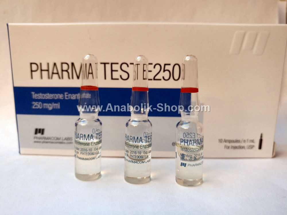 Pharma Test E 250mg Pharmacom Labs