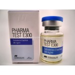 Pharma Test E 300 Testosterone Enanthate Pharmacom Labs