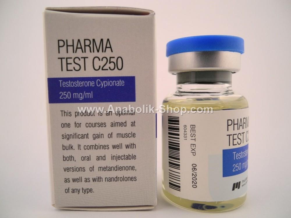 Pharma Test C 250 Testosterone Cypionate Pharmacom Labs