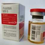 Pharma Mix6 Pharmacom Labs 500mg