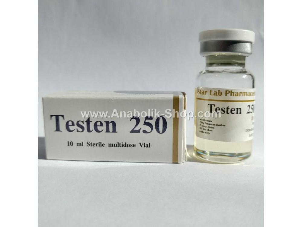 Testen 250mg Star Lab Pharmaceuticals