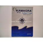Kamagra 12 Softgels Caps Ajanta Pharma