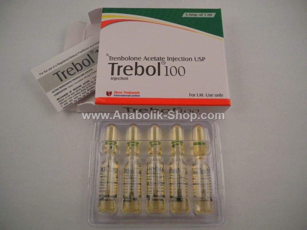 Trebol 100mg Shree Venkatesh Trenbolone Acetate