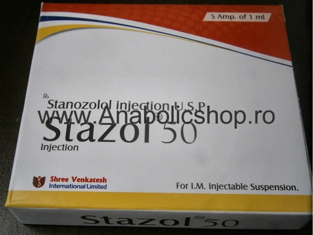 Stazol Stanozolol Shree Venkatesh