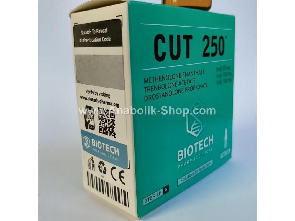 Cut 250 mg Biotech Pharmaceuticals