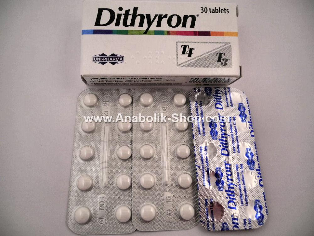 Dithyron  T3+T4 Unipharma