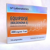 SP Laboratories Equipoise Boldenone E