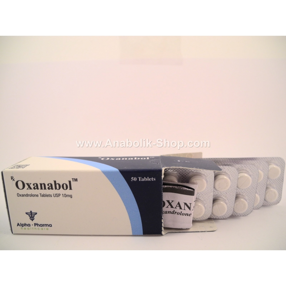 Oxanabol Oxandrolon Alpha Pharma