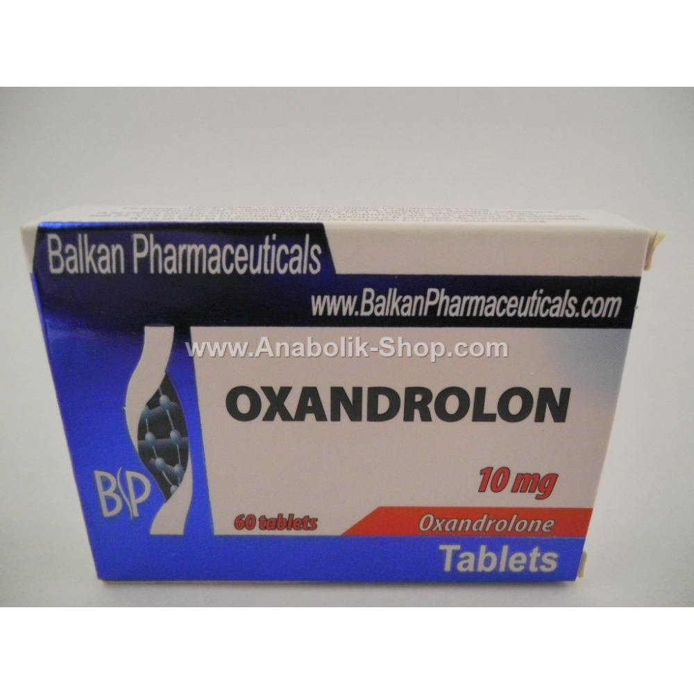 Balkan Pharmaceuticals Oxandrolone