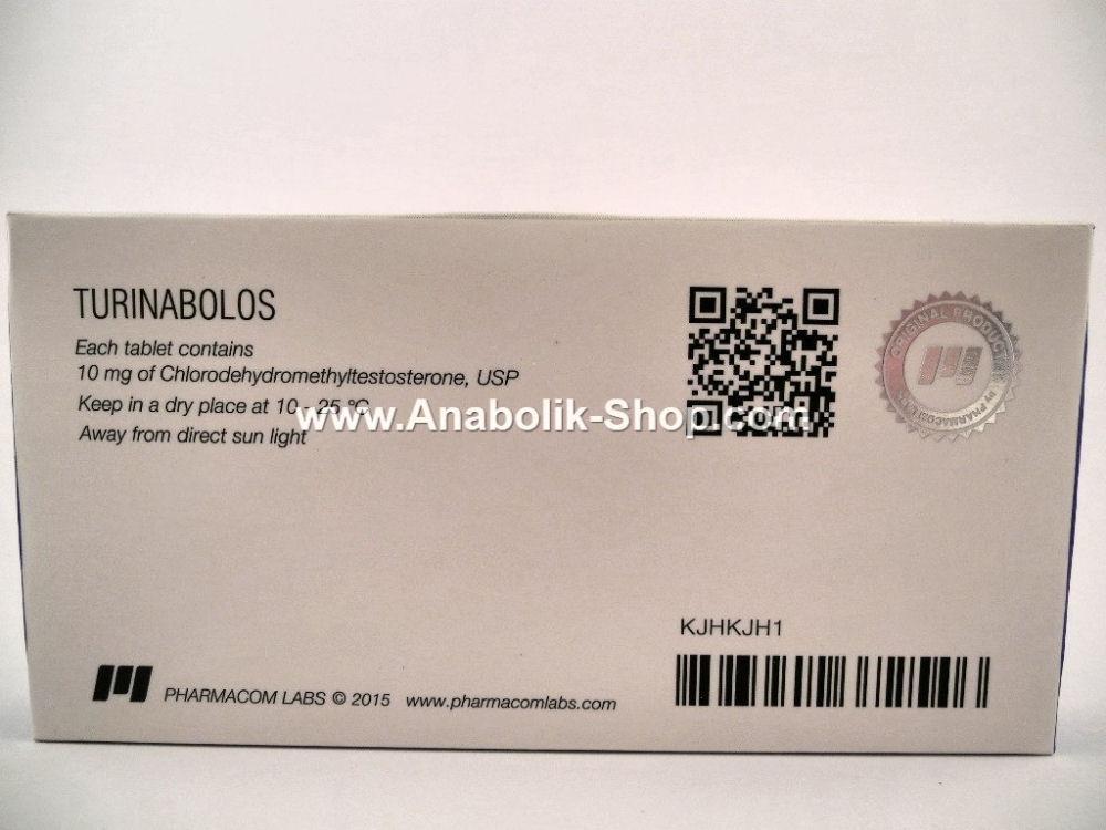 Turinabolos Pharmacom Labs