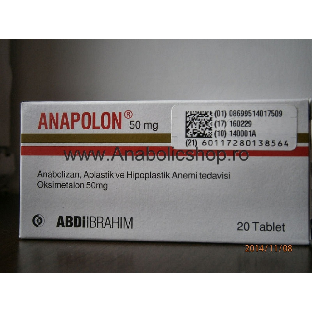 anapolon active life
