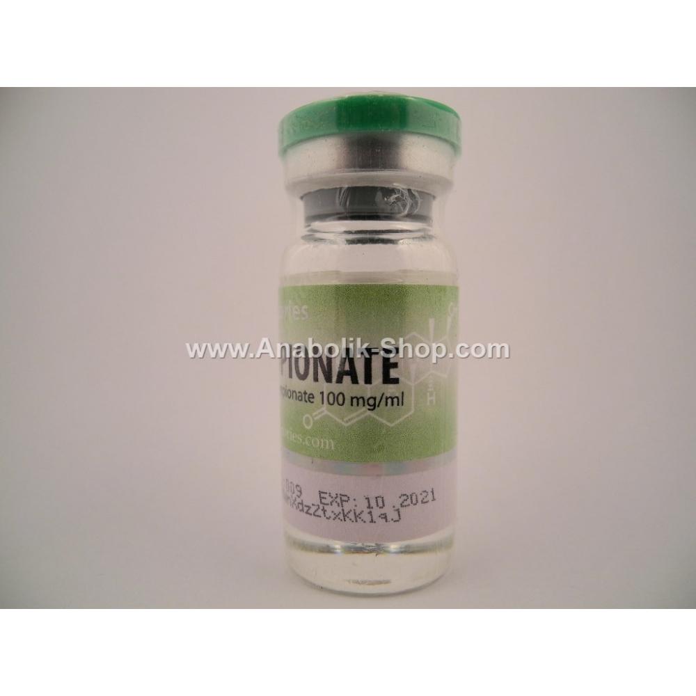 test propionate active life