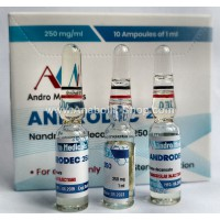 Androdec 250mg Nandrolone Decanoate Andro Medicals